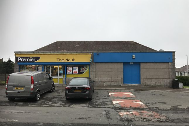 Thumbnail Retail premises for sale in Clarke Street, Aberdeen