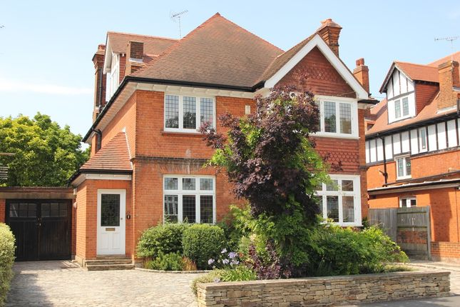 Thumbnail Detached house for sale in Walpole Road, Surbiton