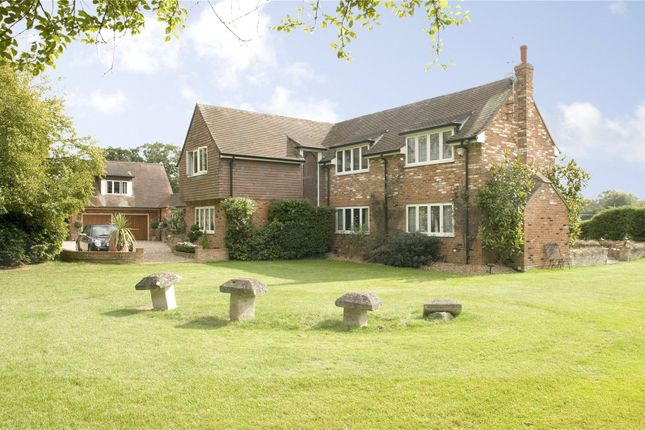 Thumbnail Detached house to rent in Sturt Green, Holyport, Maidenhead, Berkshire