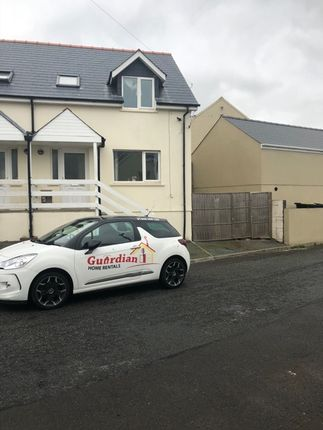 Thumbnail Semi-detached house to rent in Stranraer Road, Pennar Pembroke Dock