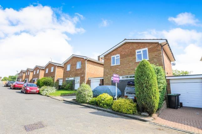 Thumbnail Detached house for sale in Hillside Close, Shillington, Hitchin, Bedfordshire