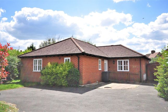 Thumbnail Detached bungalow to rent in Quarry Hill, Godalming