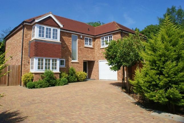 Thumbnail Detached house for sale in Park View Drive South, Charvil, Reading
