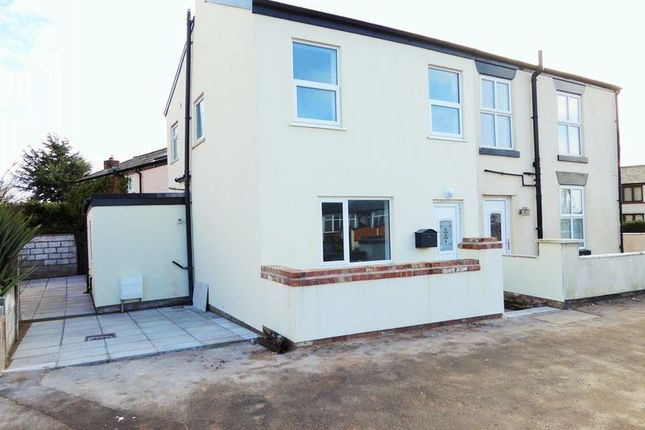Thumbnail Semi-detached house to rent in 20 Banks Road, Crossens, Southport