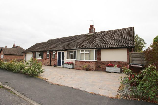 Thumbnail Detached bungalow to rent in Castle Howard Drive, Malton