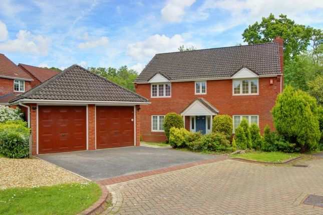 Thumbnail Property for sale in Rufus Close, Rownhams, Hampshire