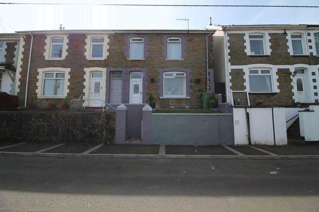Thumbnail Semi-detached house for sale in Graig Avenue, Graig, Pontypridd