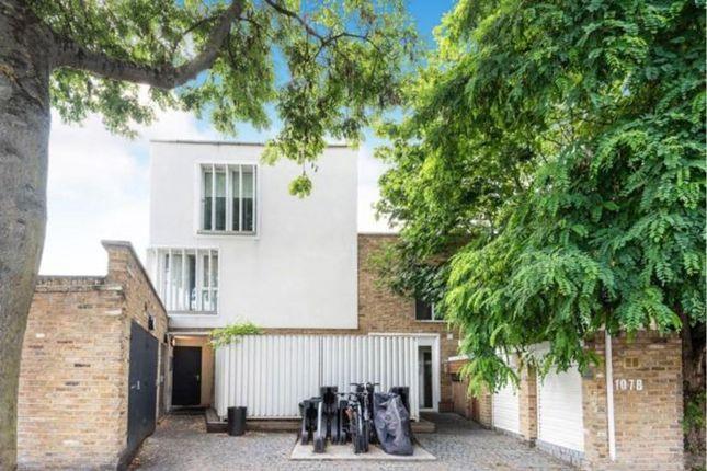 Thumbnail Flat to rent in 107B Culford Road, London