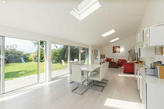 Thumbnail Detached bungalow for sale in Delling Lane, Bosham