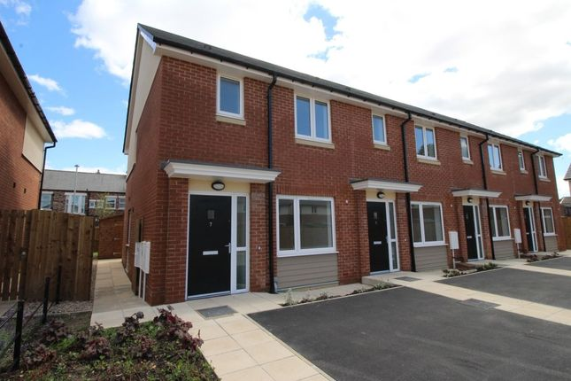 Terraced house for sale in Tulip Close, West End Gardens, Stockton-On-Tees
