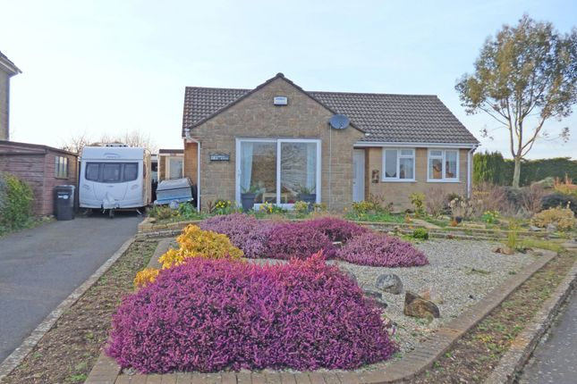 Thumbnail Detached bungalow for sale in Eastfield Road, Wincanton