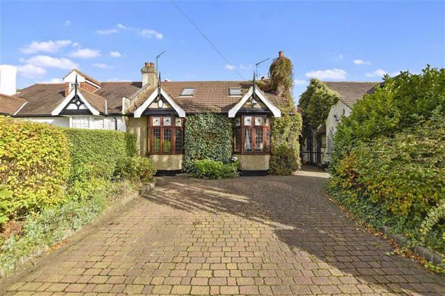 Semi-detached bungalow for sale in Meadway, Seven Kings, Essex