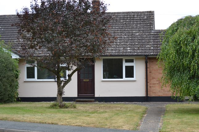 Thumbnail Semi-detached bungalow for sale in Baker Avenue, Hatfield Peverel, Chelmsford