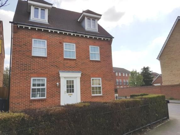 Thumbnail Detached house for sale in House Lane, Arlesey, Bedfordshire