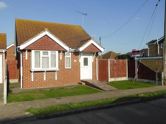 Thumbnail Bungalow for sale in Sprundel Avenue, Canvey Island