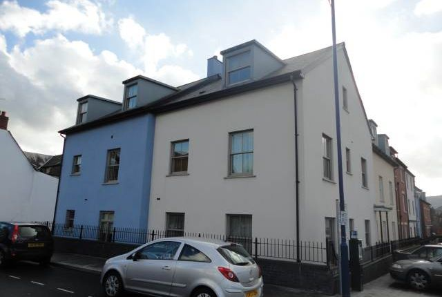 Thumbnail Flat to rent in Newmarket Court, Lion Street, Abergavenny