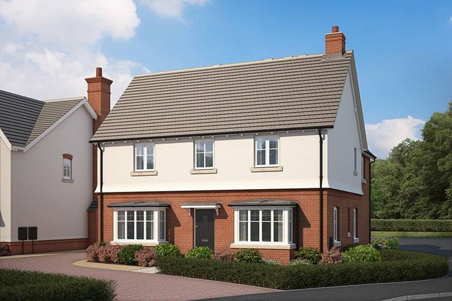 "Thumbnail Detached house for sale in ""The Halford"" at Park Road, Hagley, Stourbridge"