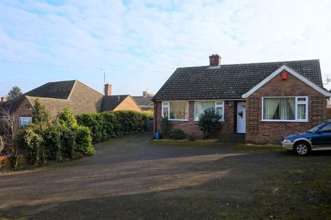 Thumbnail Detached bungalow for sale in Dalby Crescent, Newbury