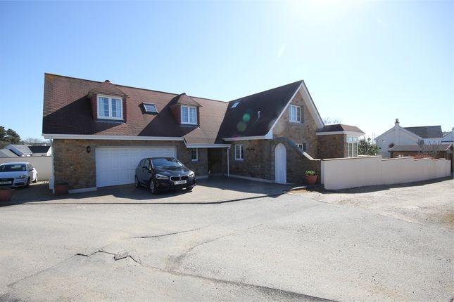 4 bed detached house to rent in Le Mont Gras D'eau, St. Brelade, Jersey JE3