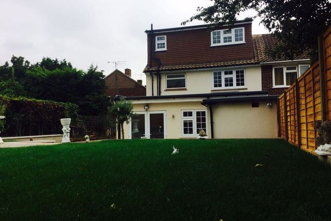 Thumbnail Semi-detached house for sale in Robin Hood Drive, London