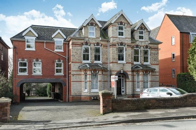 Thumbnail Flat for sale in Bodenham Road, Hereford
