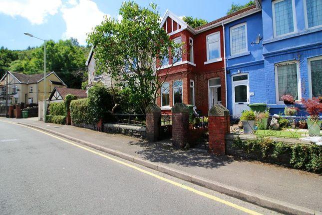 Thumbnail Terraced house for sale in Llantwit Road, Treforest, Pontypridd