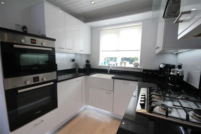 Kitchen of Norwood Terrace, Uddingston, Glasgow G71