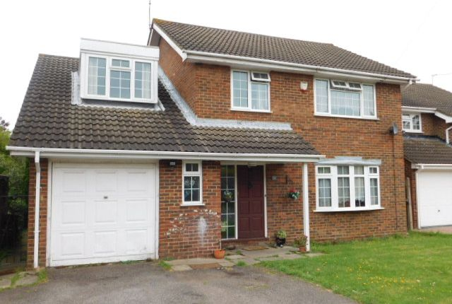 Thumbnail Detached house for sale in Squirrels Close, North Hillingdon