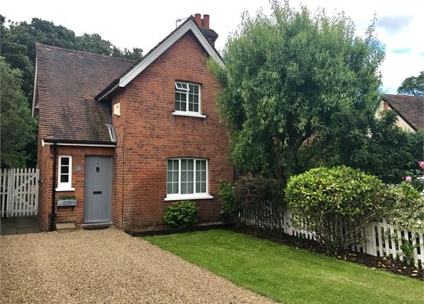 Thumbnail Semi-detached house for sale in Old Perry Street, Chislehurst, Kent
