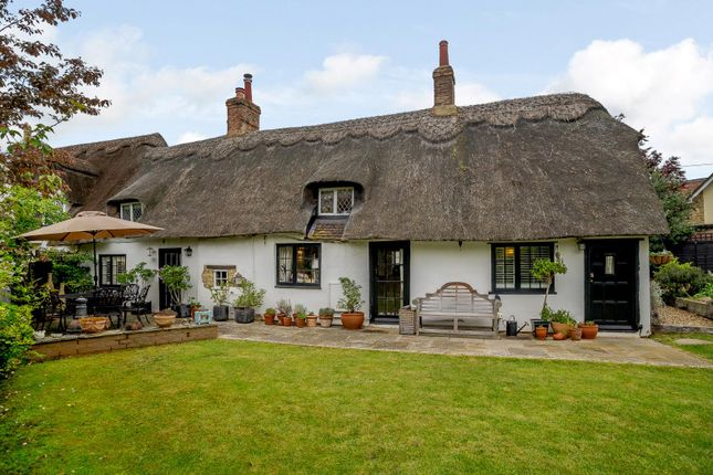 Thumbnail Cottage for sale in Village Road, Bromham, Bedford, Bedfodshire