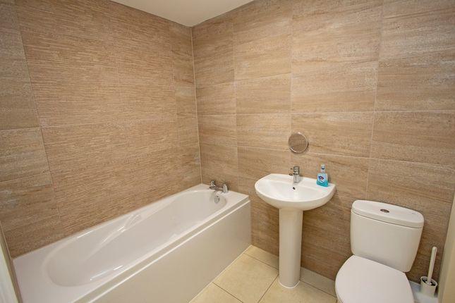 Bathroom of Caradon Close, Derriford, Plymouth PL6