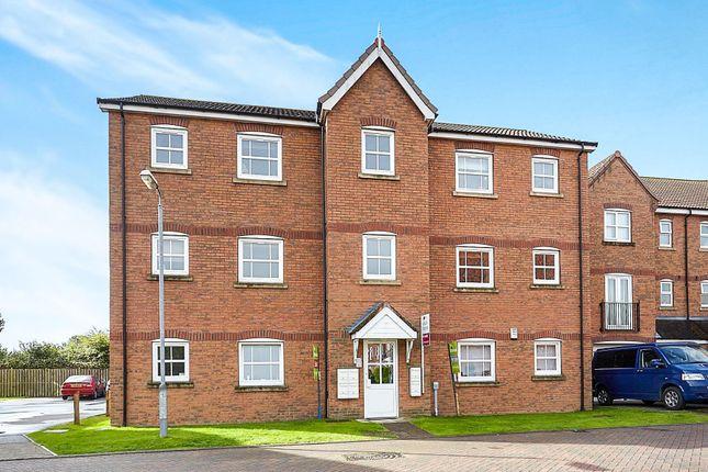 Thumbnail Flat to rent in Lancaster Way, Brough