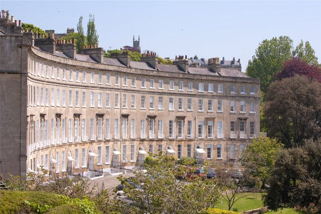 Thumbnail Flat for sale in Cavendish Crescent, Bath, Somerset