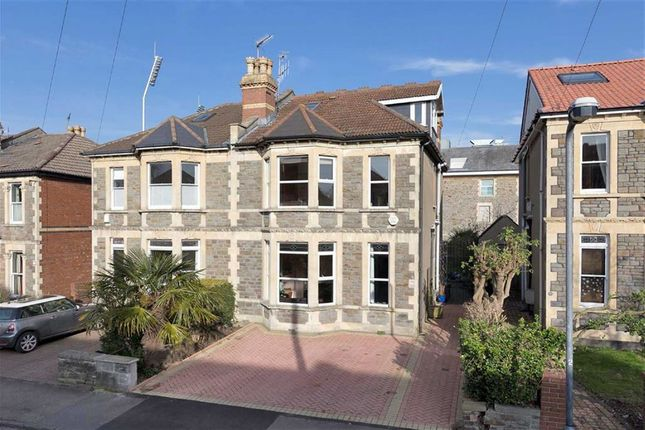 Semi-detached house for sale in Lancashire Road, Bishopston, Bristol