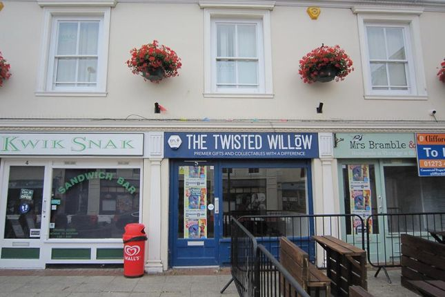 Thumbnail Retail premises to let in Unit 5, Portland Road, Worthing, West Sussex