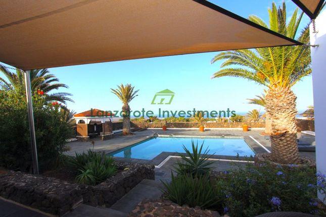 Thumbnail Villa for sale in Las Breñas, Yaiza, Lanzarote, Canary Islands, Spain