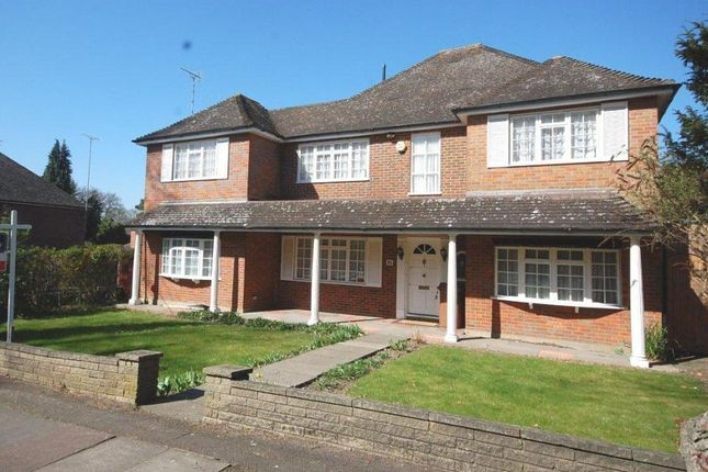 Thumbnail Detached house to rent in Royston Park Road, Pinner, Middlesex