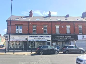 Thumbnail Retail premises for sale in Heaton Road, Newcastle Upon Tyne