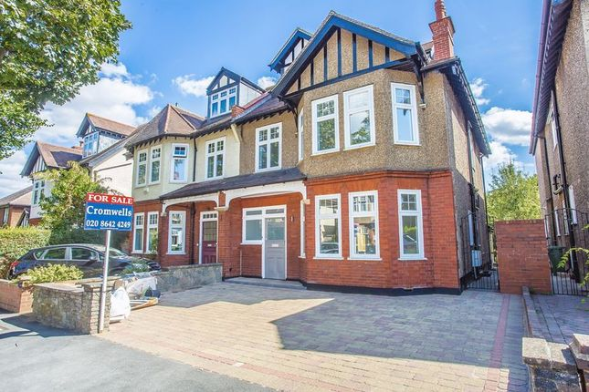 Thumbnail Semi-detached house for sale in Derby Road, Sutton