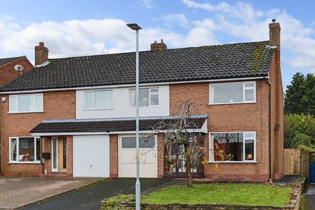 Front Elevation of Western Hill Close, Astwood Bank, Redditch B96