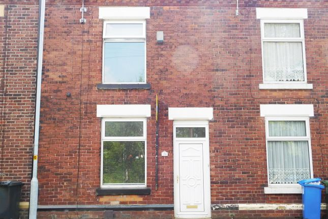 2 bed terraced house to rent in Peel Street, Hyde SK14