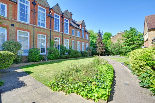 Communal Garden of Charter Buildings, Catherine Grove, Greenwich, London SE10