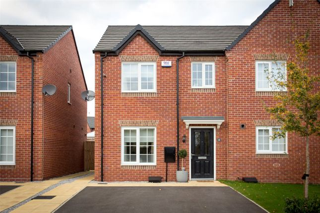 Thumbnail Terraced house for sale in Willow Way, Whinmoor, Leeds, West Yorkshire