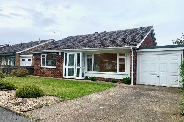 3 bed bungalow to rent in Greenfields, Lincoln LN2