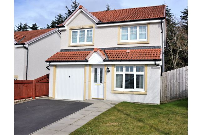 Thumbnail Detached house for sale in Westfield Brae, Inverness