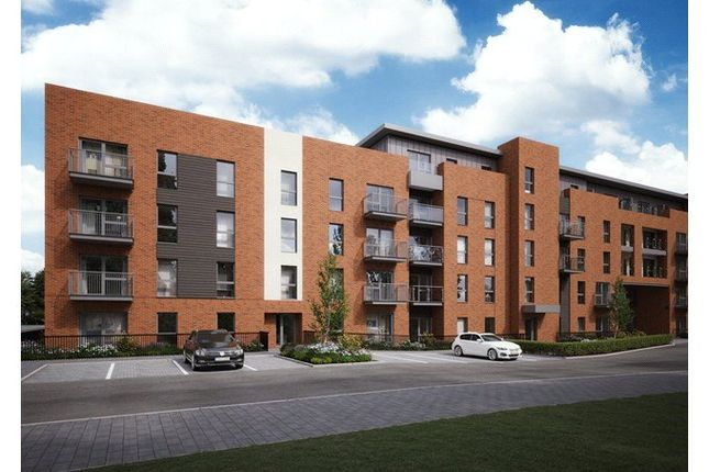 Flat for sale in Arcadia, John Thornycroft Road, Southampton