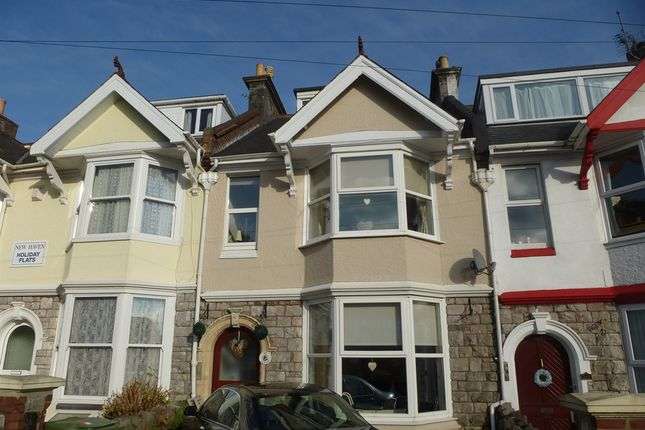 Thumbnail Terraced house for sale in Morgan Avenue, Torquay