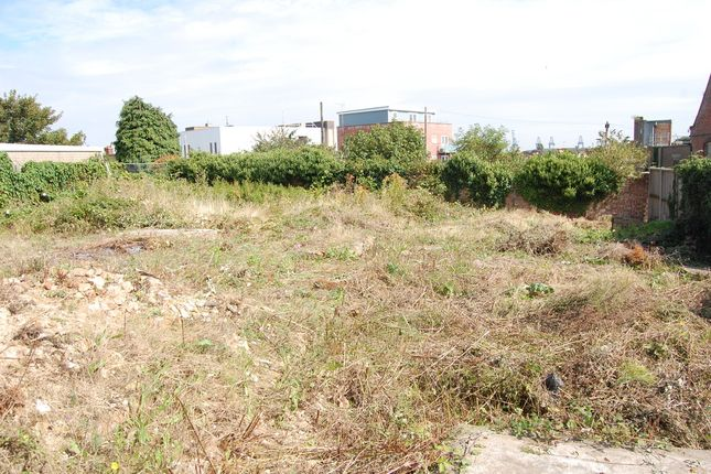 Thumbnail Land for sale in Plot With Planning, Harwich, Essex