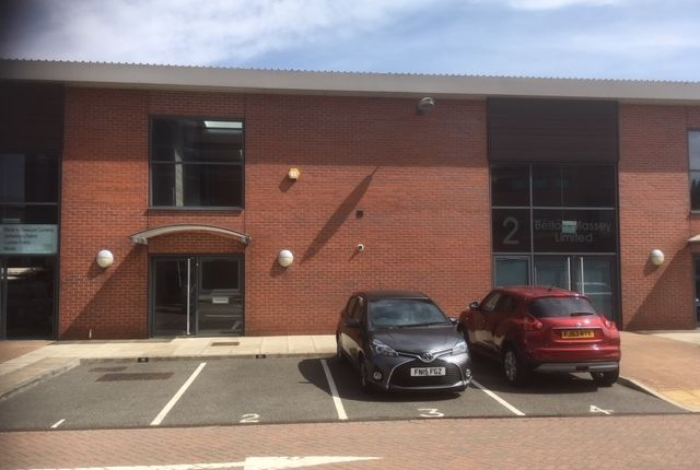 Thumbnail Light industrial to let in Unit 2, Hamilton Way, Mansfield