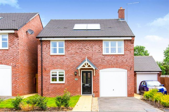 Thumbnail Detached house for sale in Gulliver Road, Irthlingborough, Wellingborough